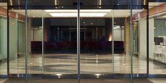 Automatic-Glass-Sliding-Door
